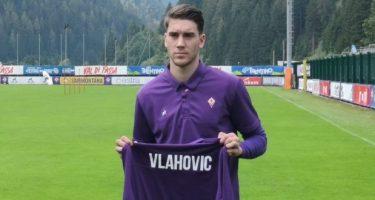 """Fiorentina Primavera, Vlahovic all'intervallo: """"Milan compatto e aggressivo, noi…"""""""