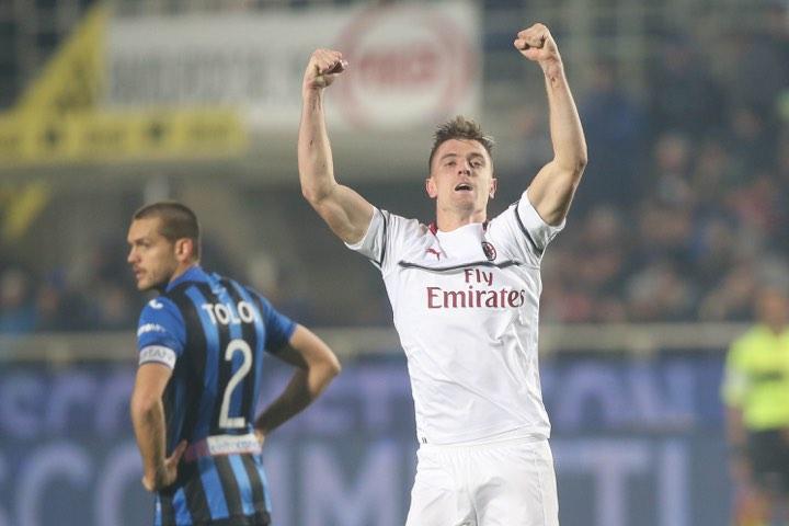 VIDEO Atalanta-Milan 1-3, Highlights, gol e sintesi. Piatek devastante, doppietta decisiva