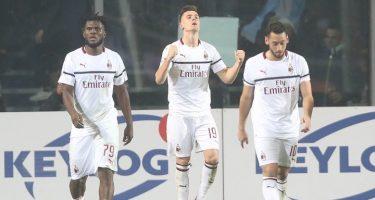 Sfida Roma-Milano per la Champions