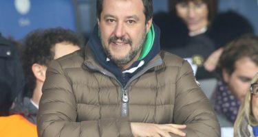 """Salvini: """"Il Milan è senza un gioco e senza idee"""""""