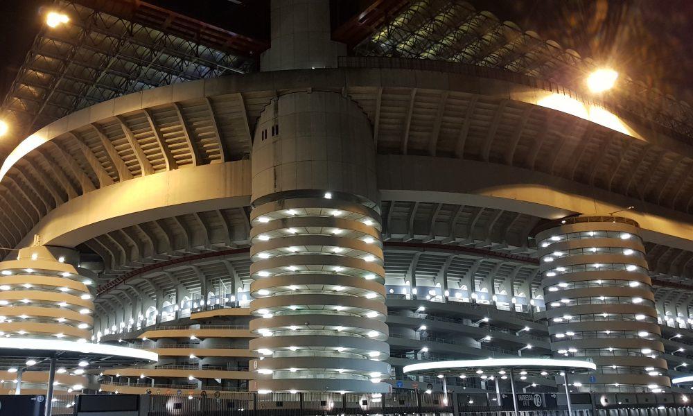 San Siro trema: crepe e vibrazioni durante Inter-Juve. I dettagli