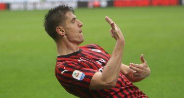 Linea comune: un brutto Milan passa a Verona, tre punti con vista derby. Si sblocca Piatek