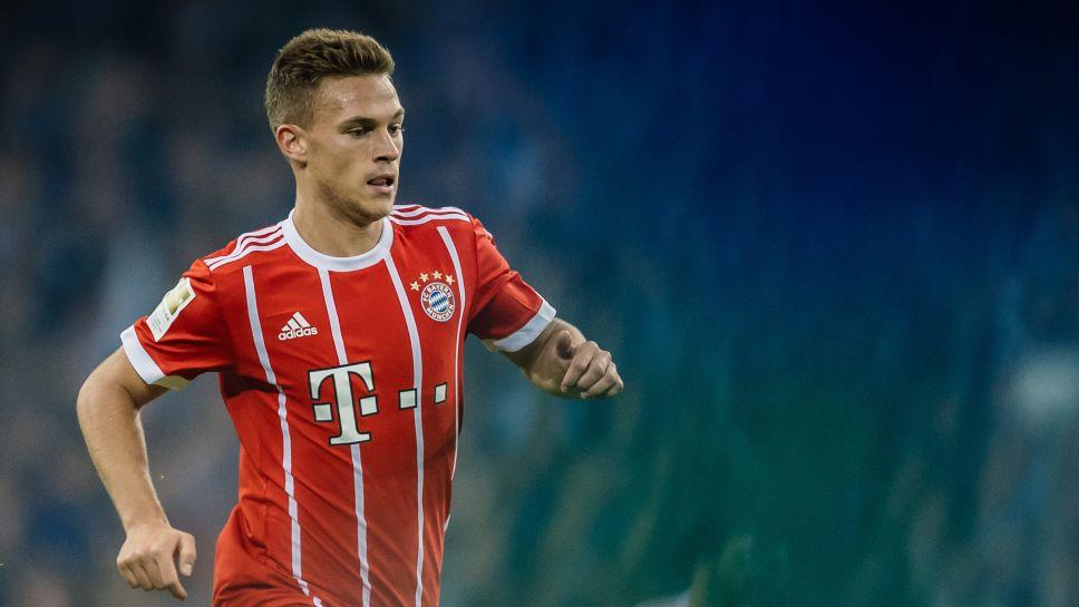 Kimmich Bayern Monaco
