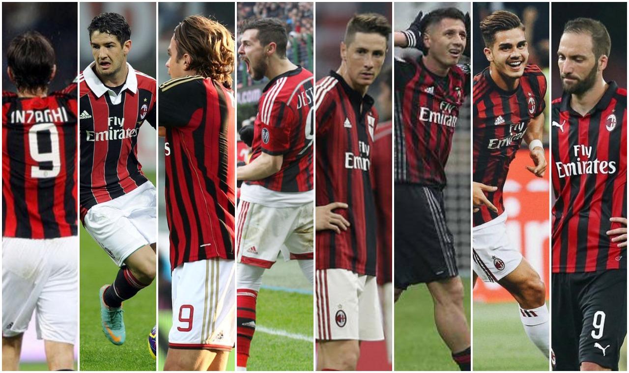 Numeri 9 Milan