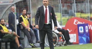 """SM – Giampaolo: """"Il derby è una gioia, non una crocifissione"""""""