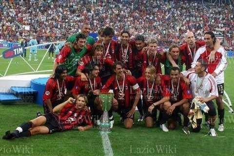Milan Lazio 3-0
