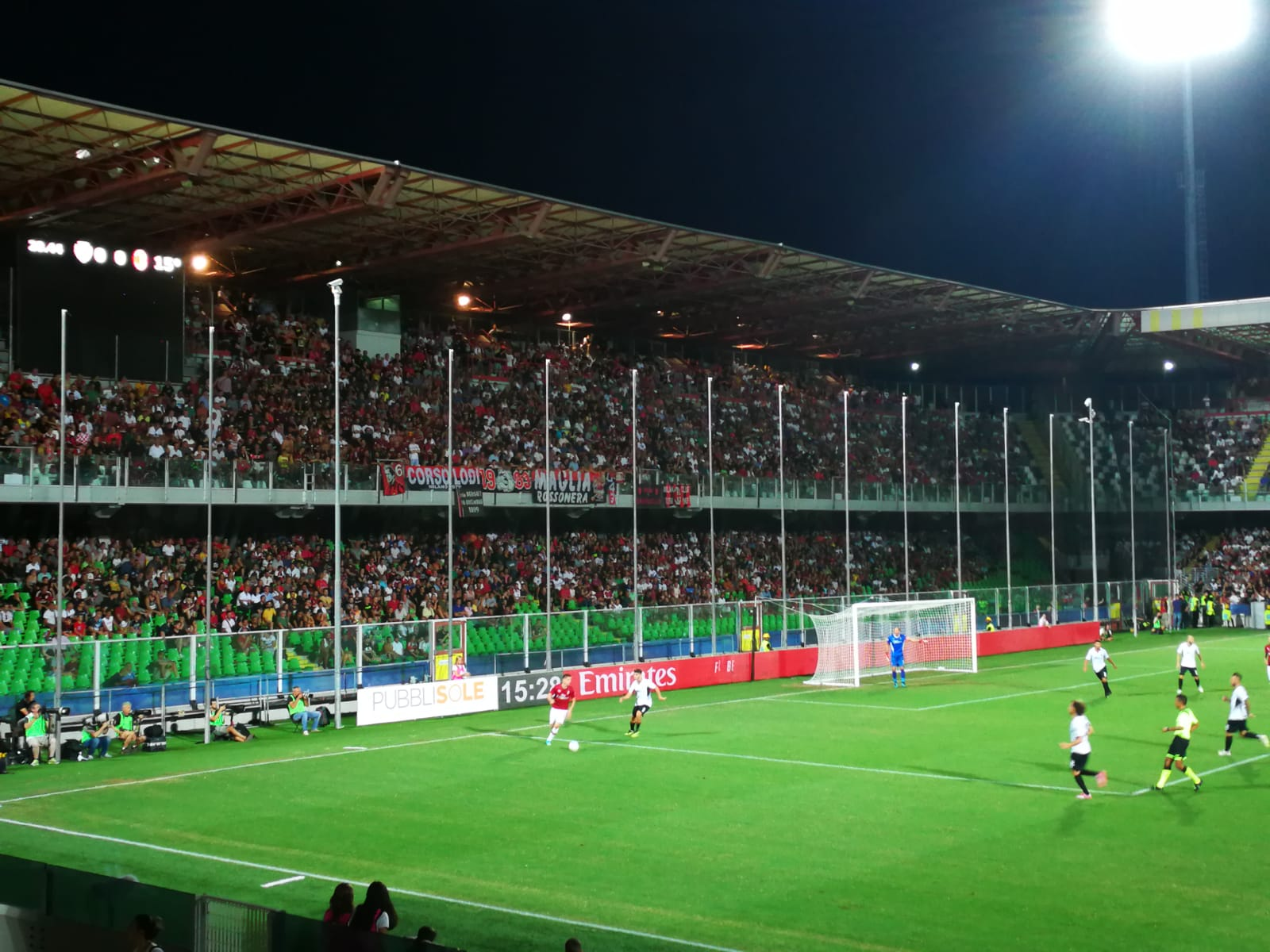 Cesena Milan