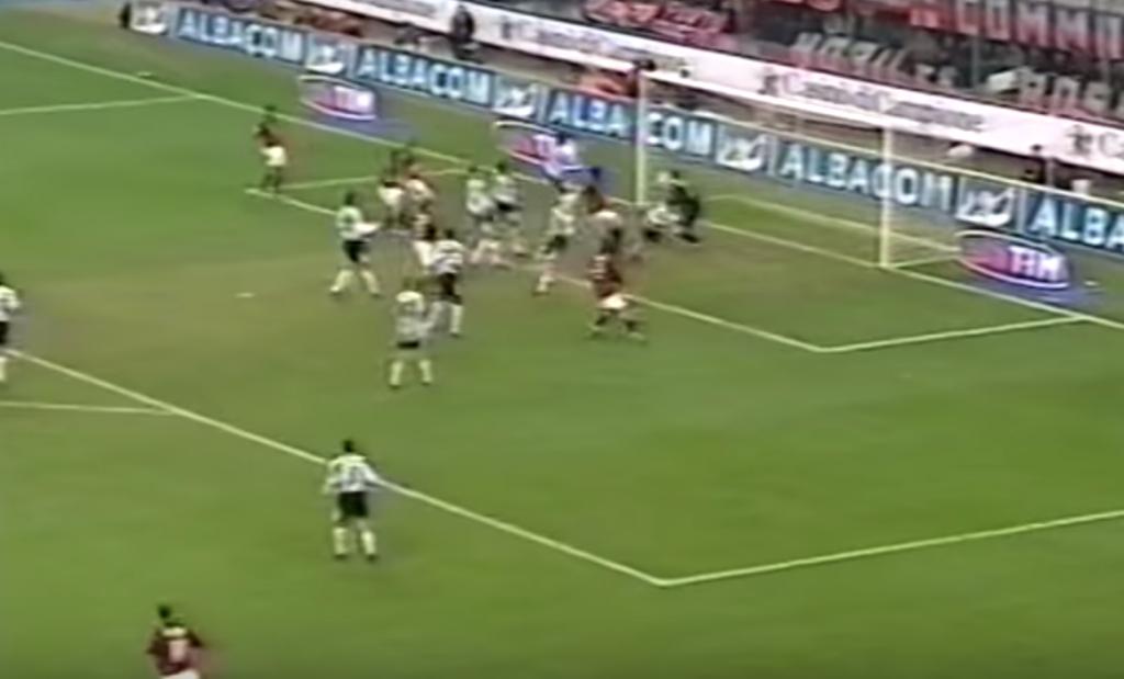 Milan-Udinese 1-0 2002