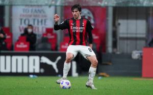 Sandro Tonali Milan