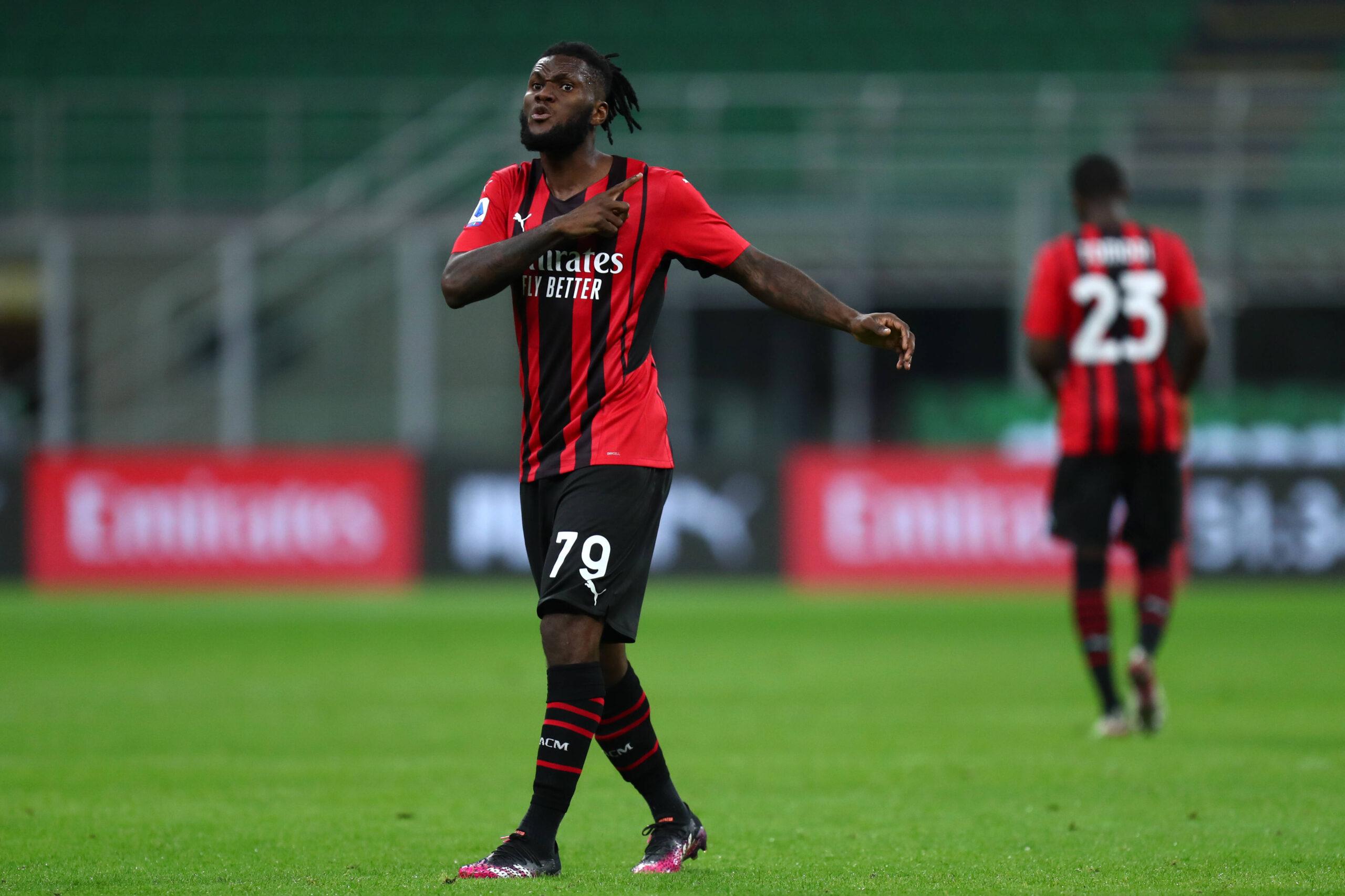 Kessié, Milan, Inter