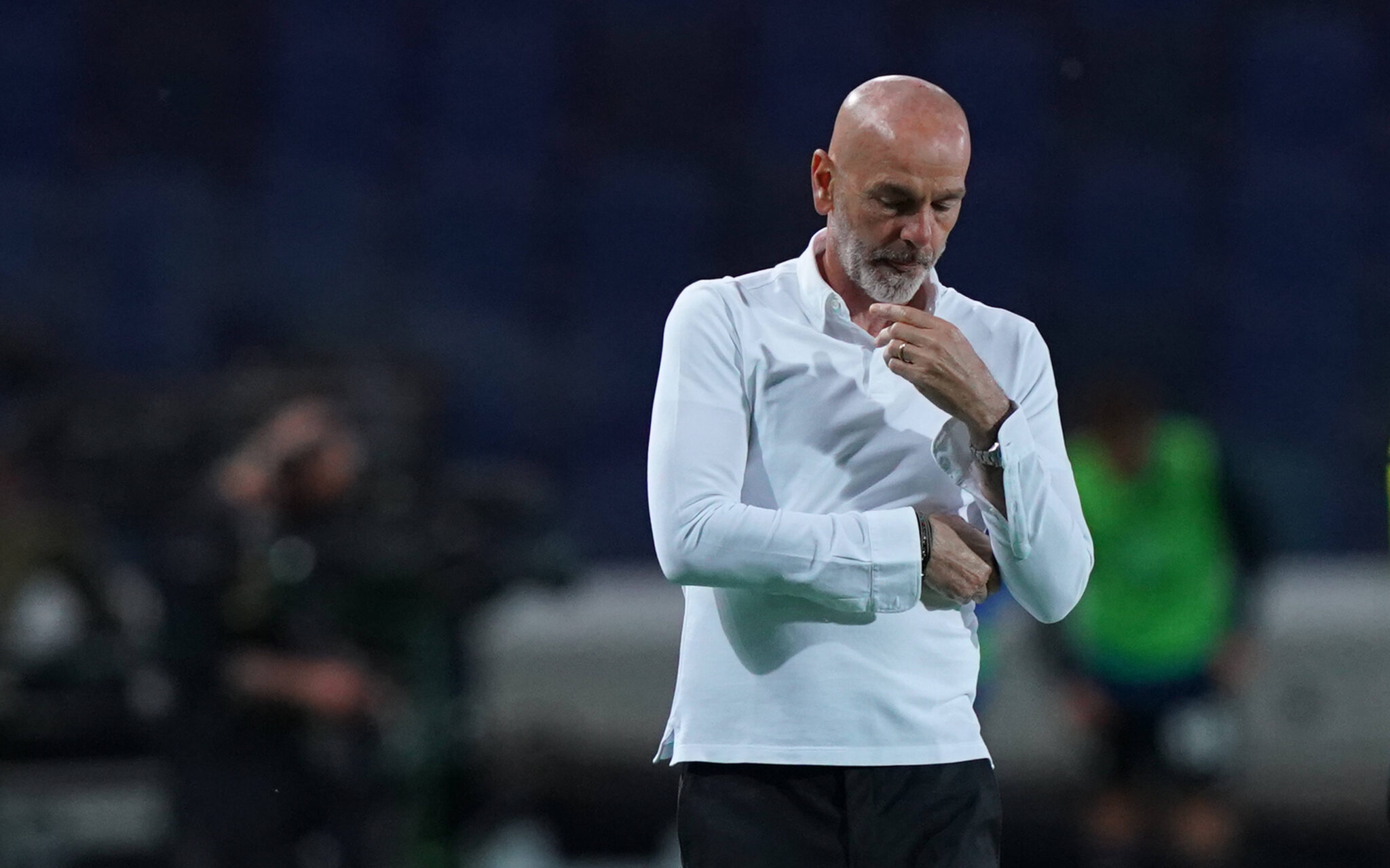 Milan-Venezia, Pioli ne cambia due