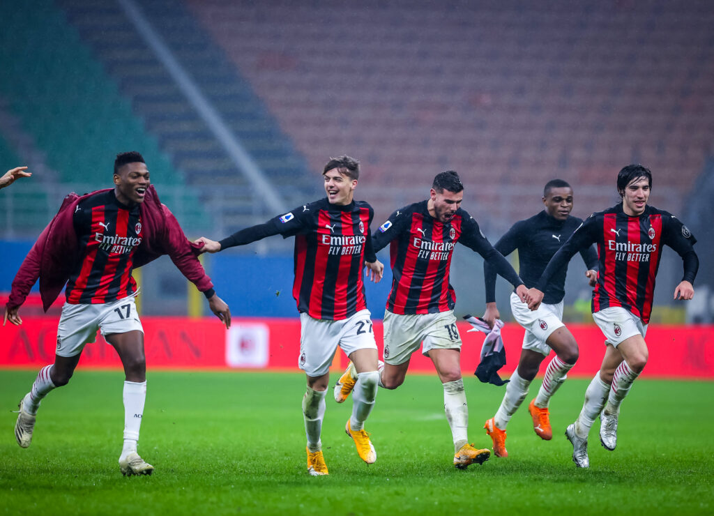 Spezia-Milan, possibile sorpresa tra i rossoneri