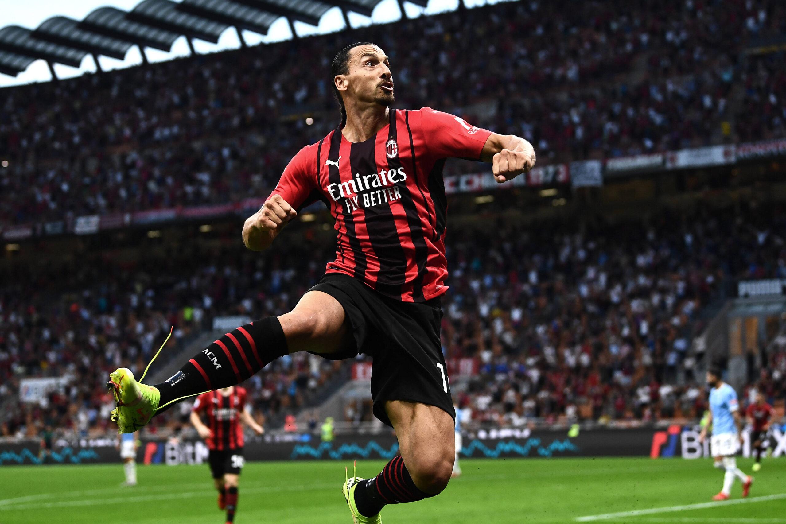 Ibrahimović, infortunio, recupero