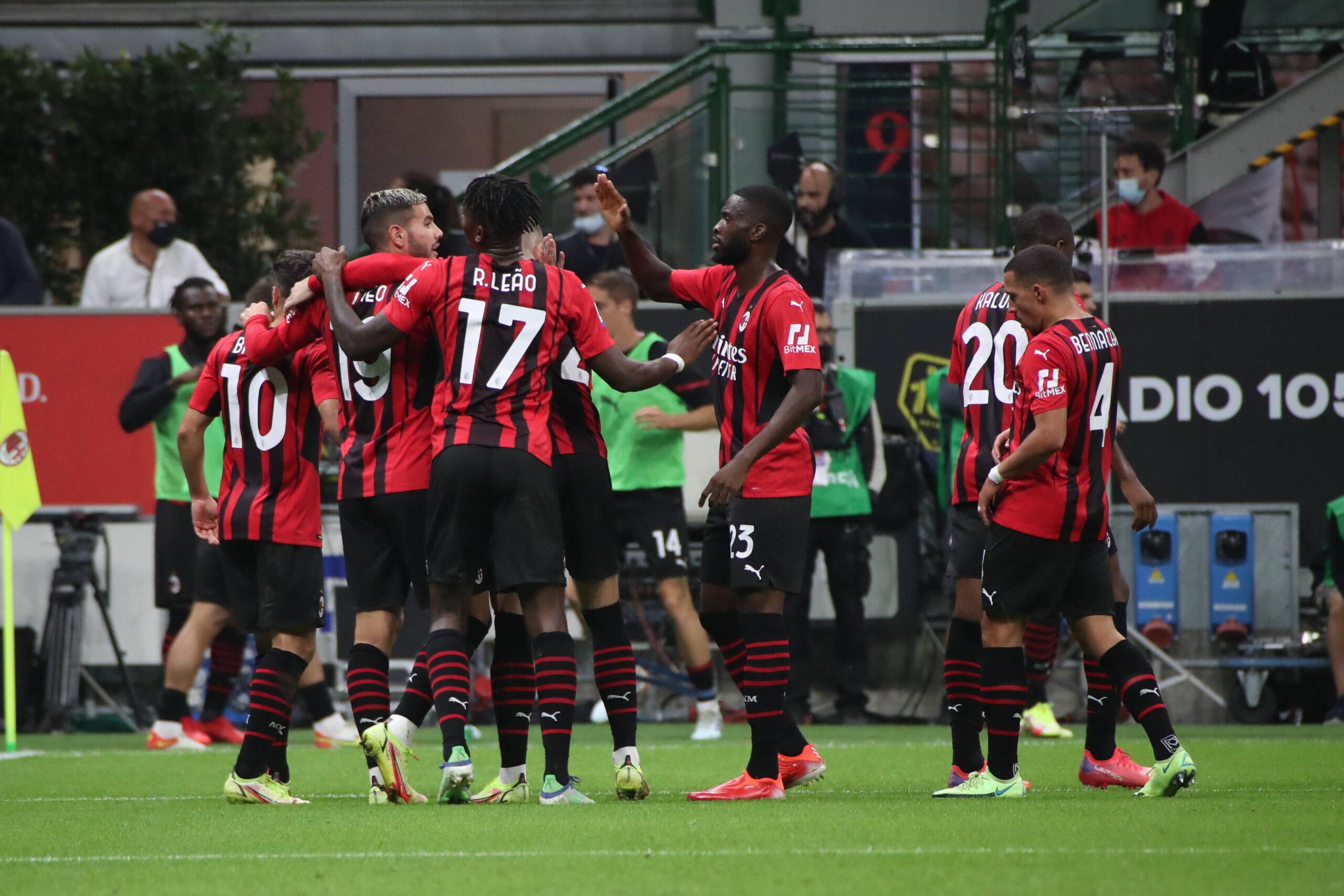 Milan scudetto Serie A