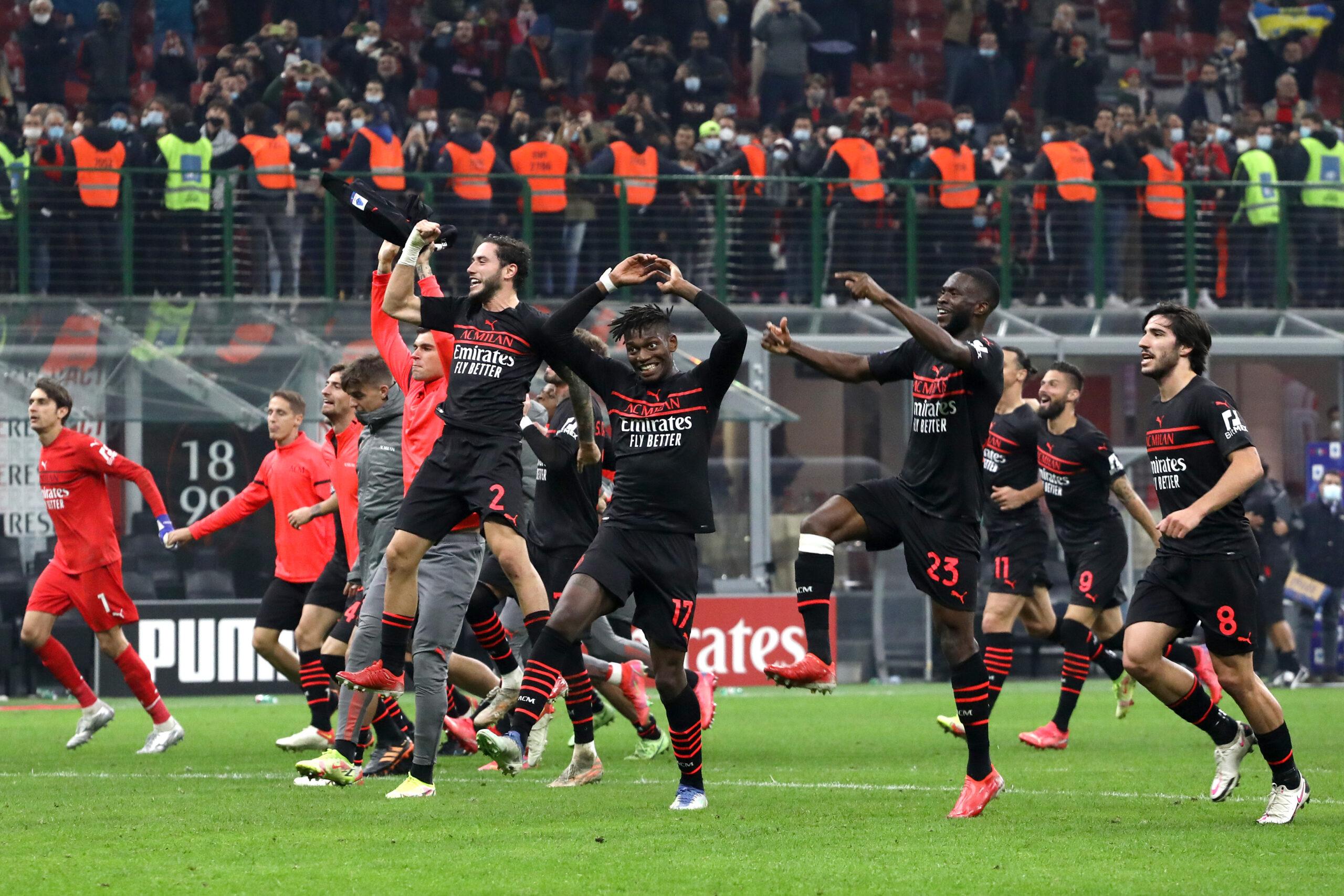 Milan, contro il Porto ci sarà Rafael Leão