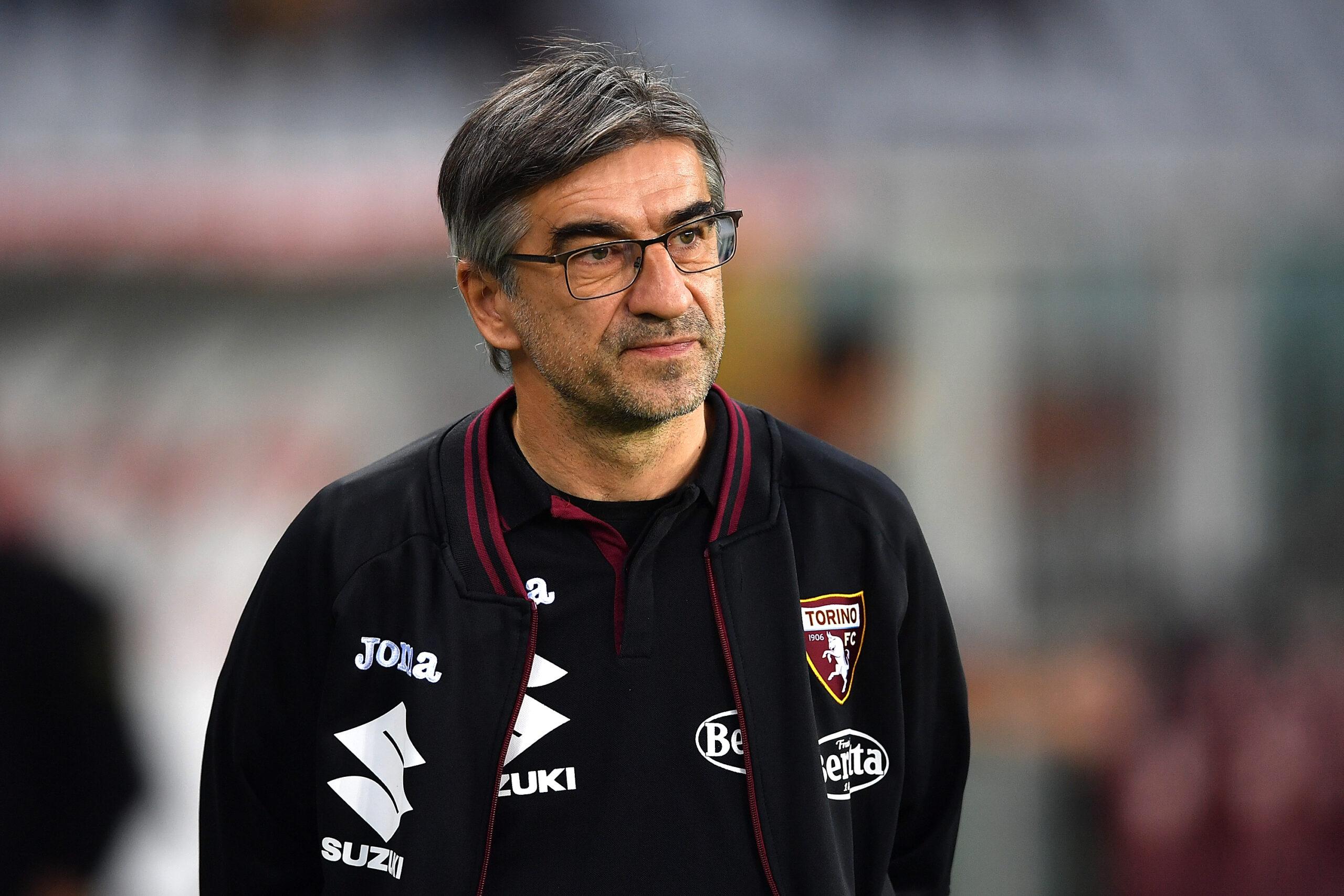 Jurić, Milan-Torino, formazione