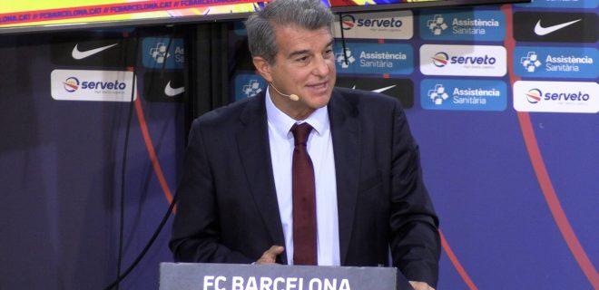 Joan Laporta Barcellona
