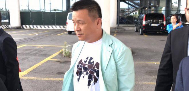 Yonghong Li Malpensa spaziomilan 3