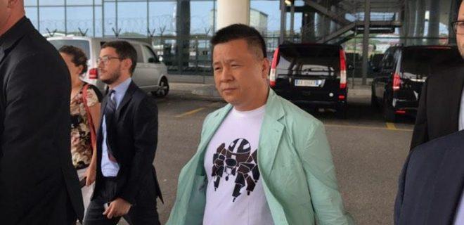 Yonghong Li Malpensa spaziomilan 4