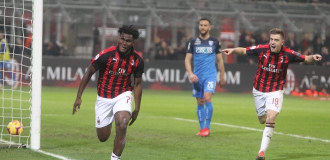 Gol Kessiè Empoli SpazioMilan