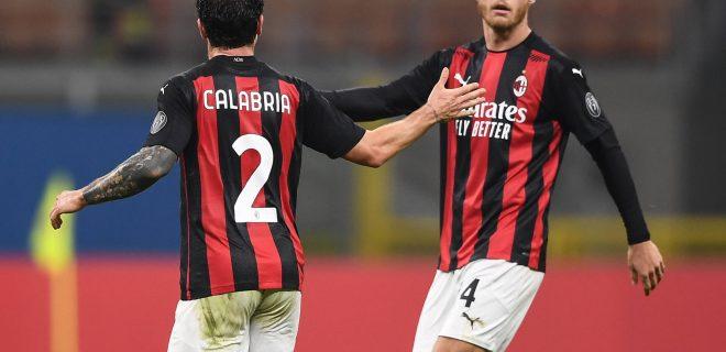 Kjaer Calabria Milan