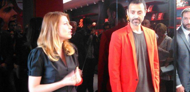 Barbara Berlusconi e Fabio Novembre