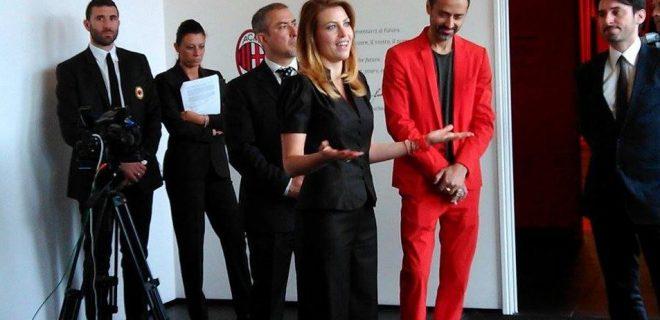 Barbara Berlusconi presenta il Museo