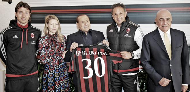 Berlusconi Barbara Galliani Montolivo