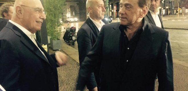 Berlusconi Galliani SM