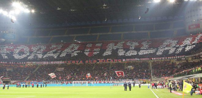 Curva Sud Lazio SpazioMilan