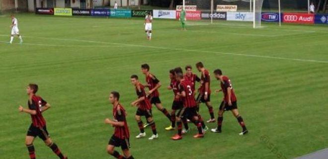 Primavera Milan-Cagliari (Spaziomilan)