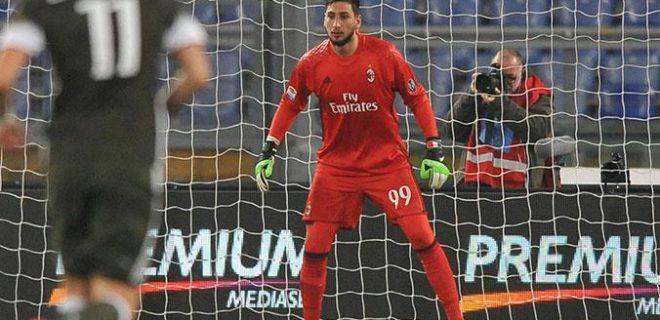 Donnarumma-Lazio-Milan