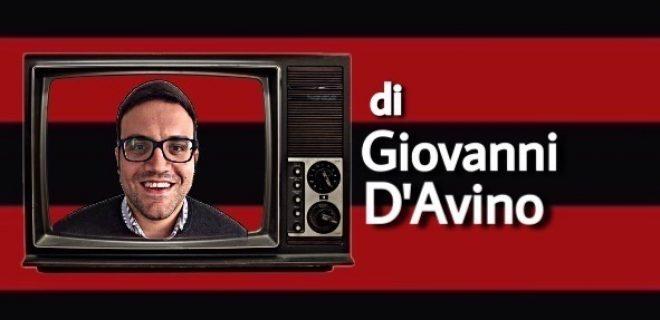 Editoriale Giovanni D'Avino