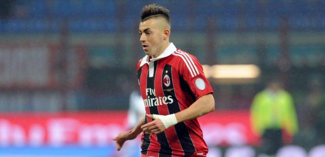 El Shaarawy Milan-Bologna (SpazioMilan) 1