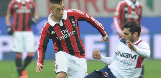 El Shaarawy Milan-Bologna (SpazioMilan)