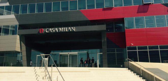 Galliani Casa Milan