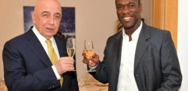 Galliani Seedorf