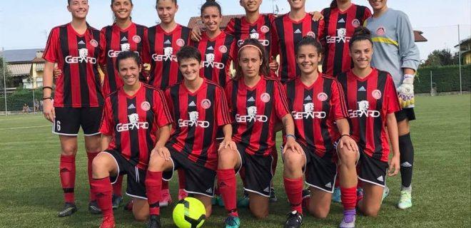 Fonte: Ufficio Stampa Football Milan Ladies Twitter