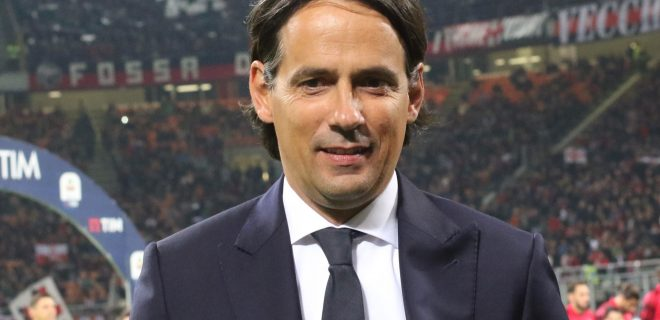 Lazio Simone Inzaghi SpazioMilan