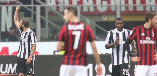 Milan Juve SpazioMilan
