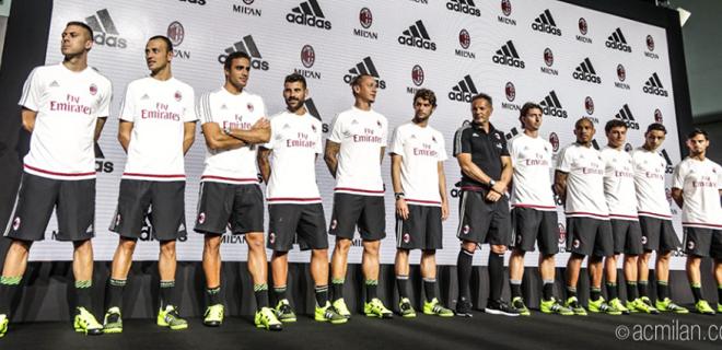 Milan Shanghai-Adidas