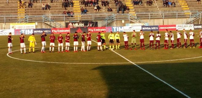 Milan-Torino Primavera SM
