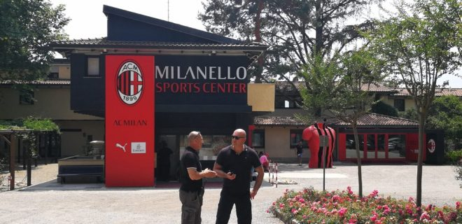 Milan Milanello