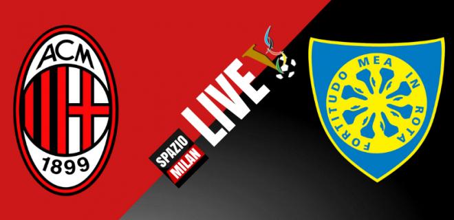 Milan-Carrarese, Viareggio Cup, Live
