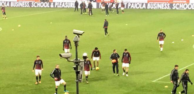 Riscaldamento Alessandria-Milan 3