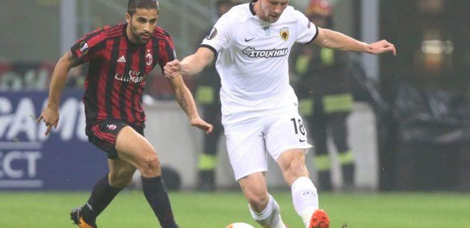 Rodriguez AEK SpazioMilan