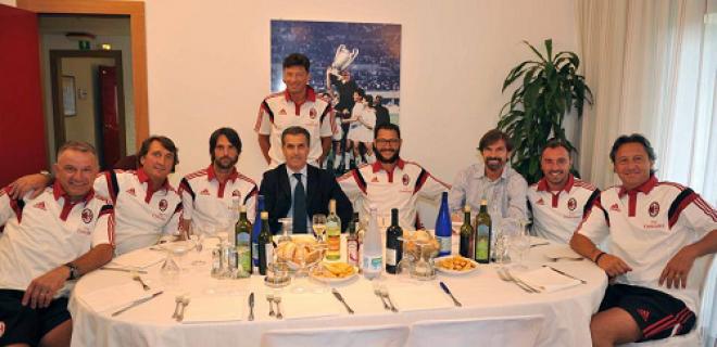 Staff Milan