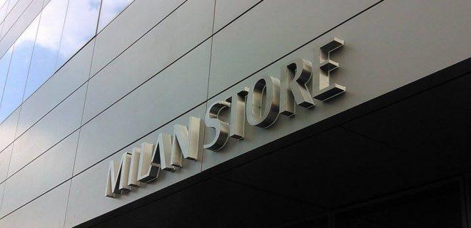 Casa Milan: ecco il Milan Store