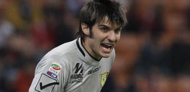Michael Agazzi (Cagliari, in prestito al Chievo)
