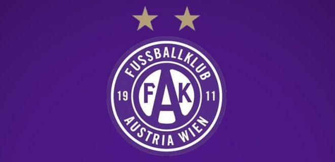 austria vienna logo scudetto